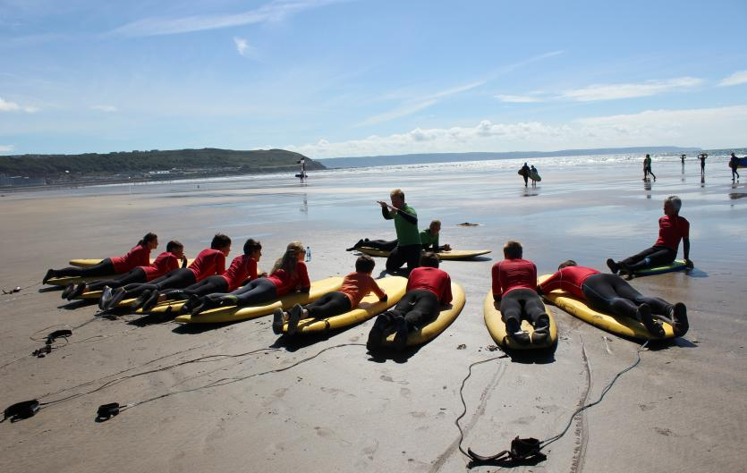 The Fluency Trust therapy/outward bound courses for 10-17-year-olds.