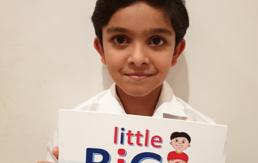 Book review: 'Little Big' by Hassan Aly