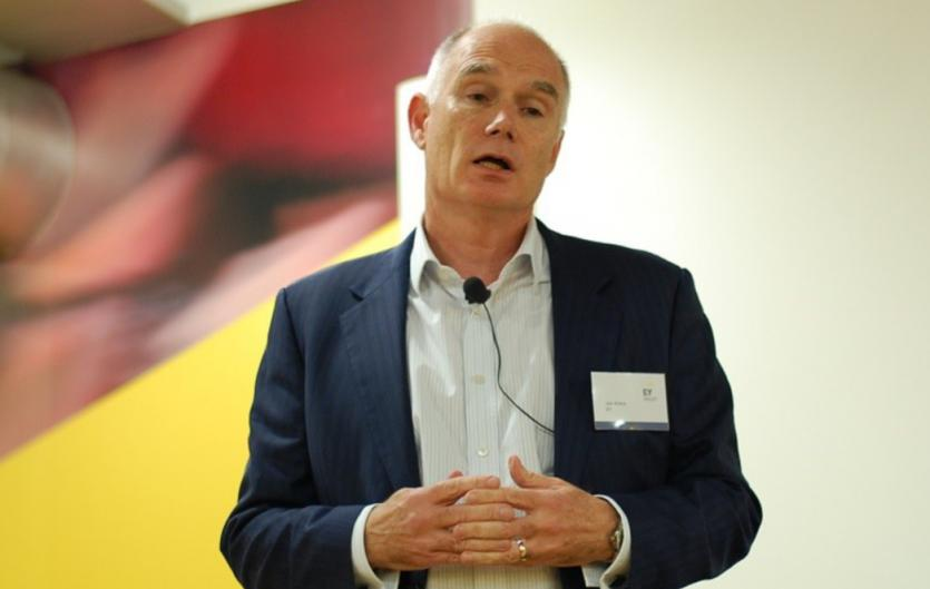 Iain Wilkie, Co-Founder of the Employers Stammering Network