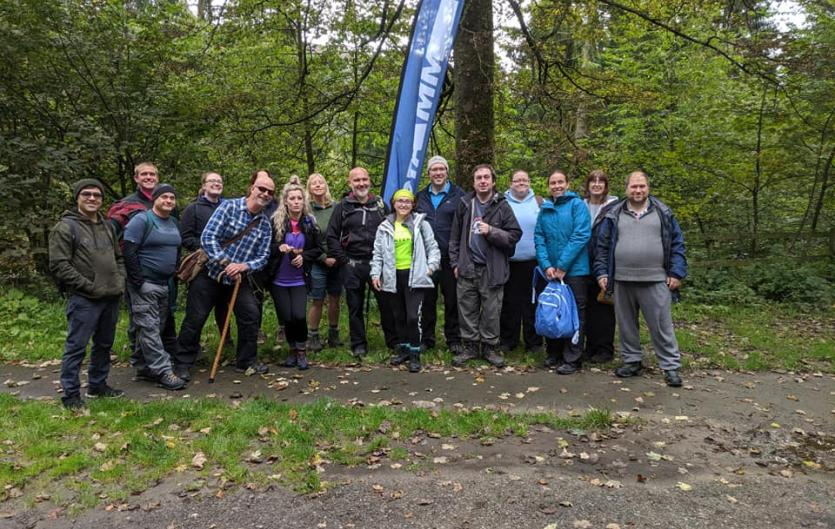 New Stamma Striders walking group