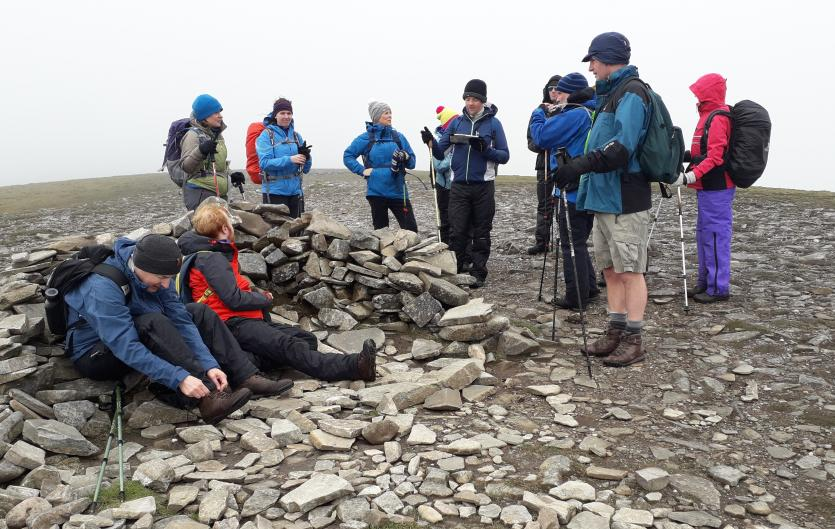 Climbing Mountains: Walk 'n' Talk 2019